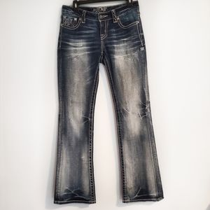 """COPY - Miss Me """"The M Series"""" Boot Cut, 26"""